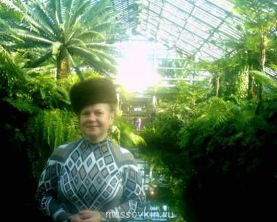База на массовки - В ботаническом саду в Чикаго.JPG